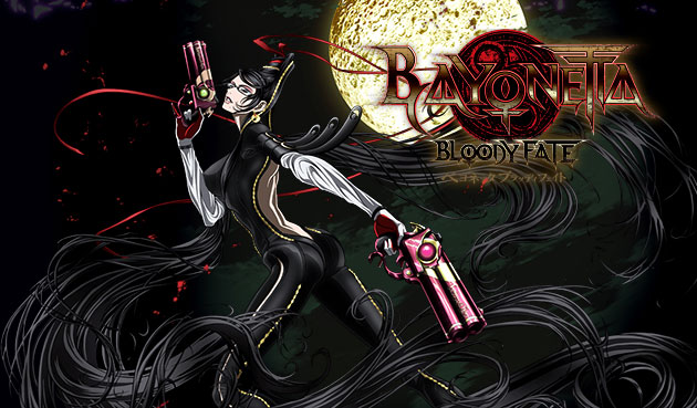 Anime Discovery 2015 Bayonetta Bloody Fate 129 The Mind Of The Hybrid One