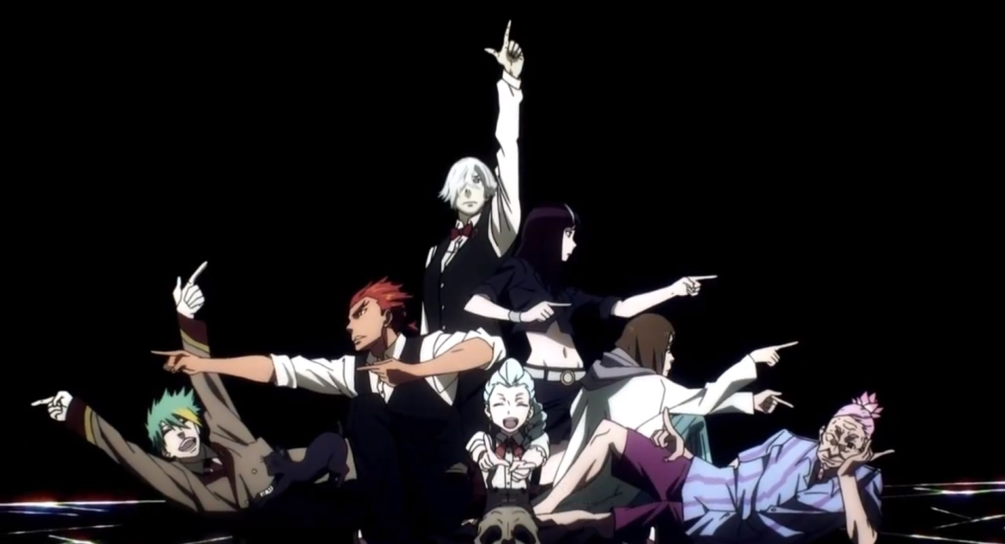 Anime of the Month: DEATH PARADE