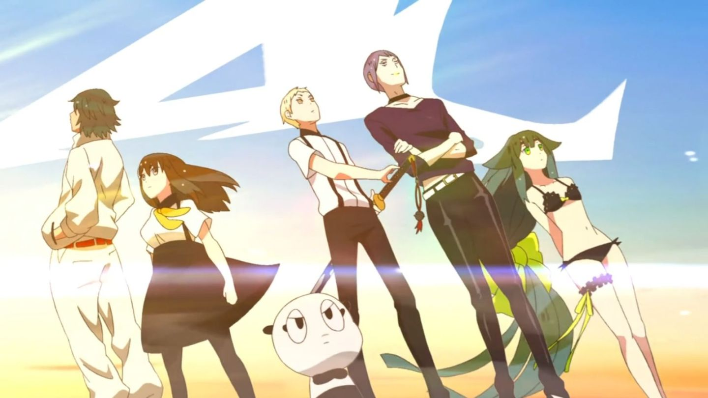 GATCHAMAN CROWDS Review: Still Saving the World in the 21st Century