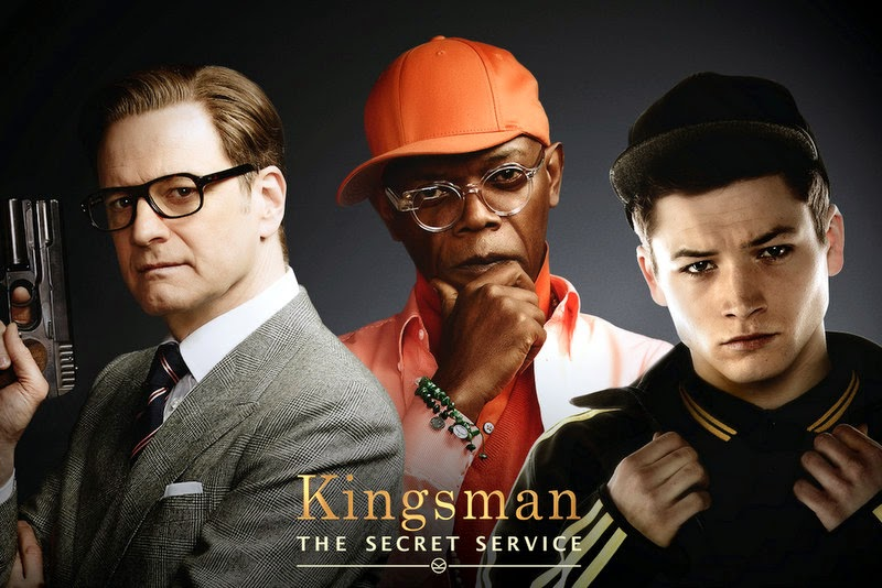 KINGSMAN: The SECRET Service (Or Kick-Ass: Gentlemen Edition) – HM Movie Reviews