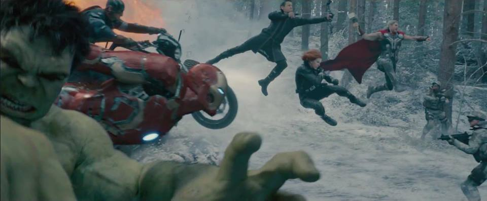 Marvel's AVENGERS: Age of ULTRON (or Avengers 2: ROBOTIC BOOGALOO) – HM MovieReviews