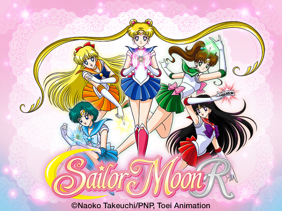 Anime Discovery 2015: SAILOR MOON R [VIZ Media English Dub] (Ep. 47-68) –#133