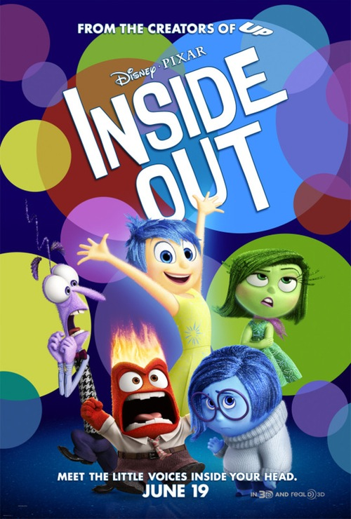 Disney-Pixar's INSIDE OUT (or MY EMOTIONS!!) – HM MovieReviews