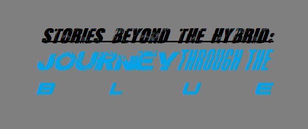 Stories beyond the Hybrid: JOURNEY through the BLUE