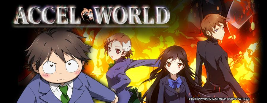 Anime Discovery 2015: ACCEL World – #137
