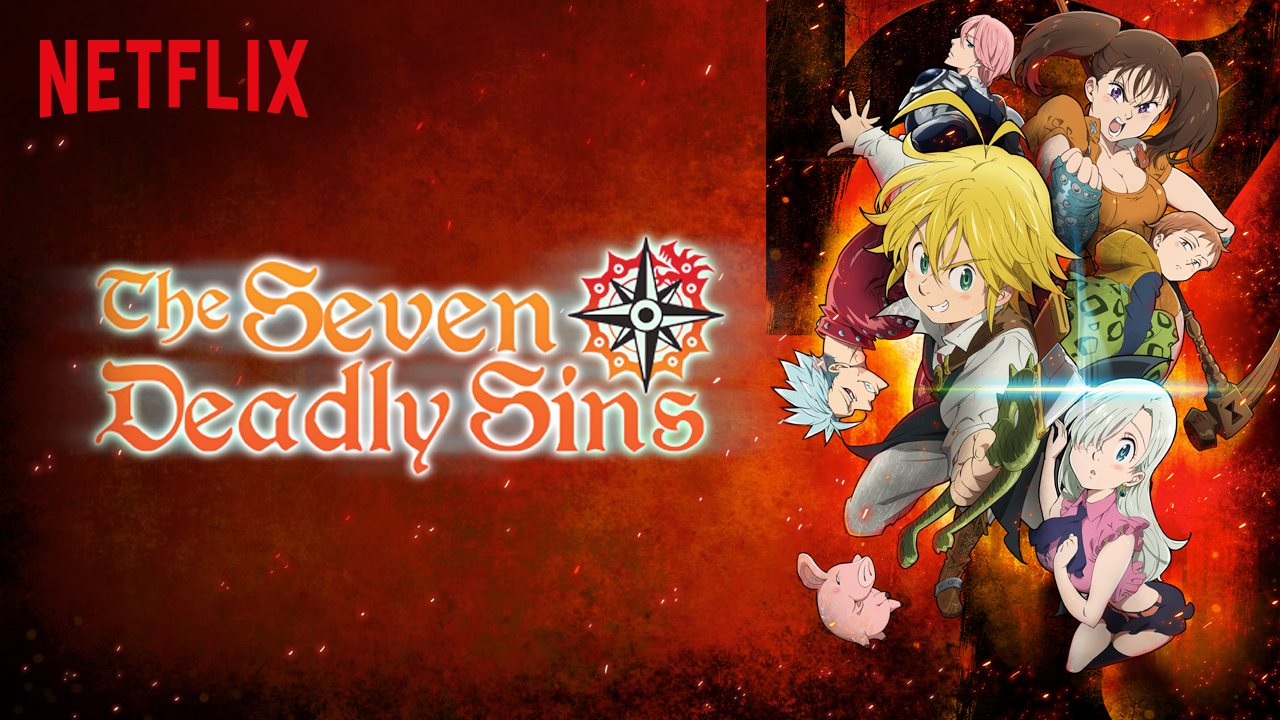 Anime Discovery 2015: The SEVEN Deadly SINS – #143