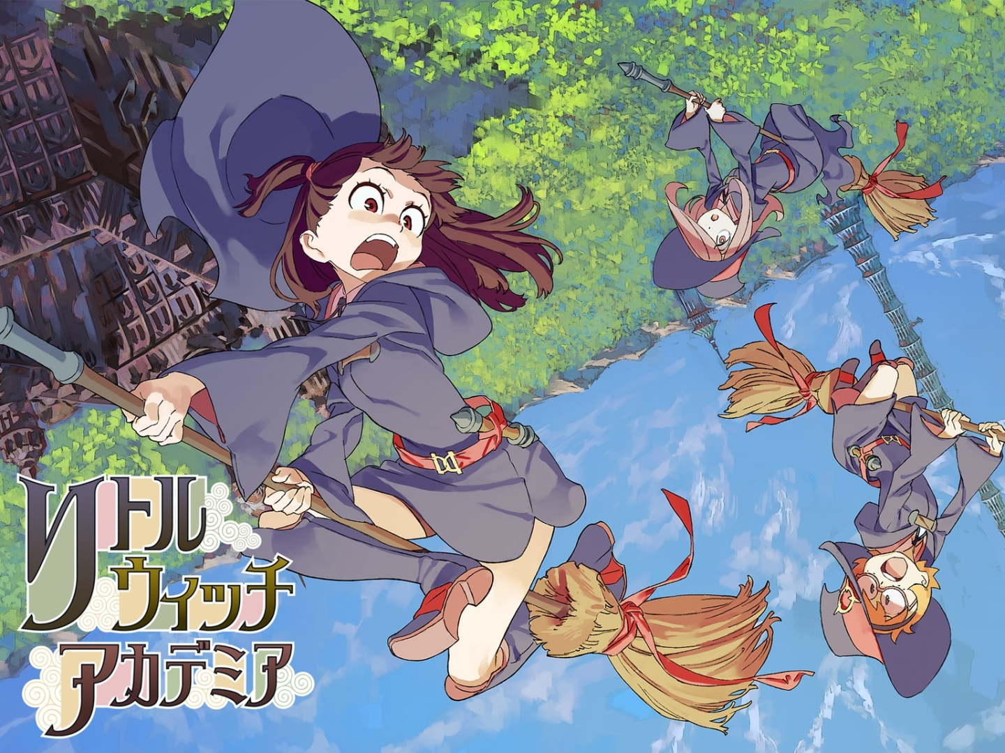 Anime Discovery 2016: LITTLE Witch ACADEMIA + LWA: The Enchanted PARADE –#145