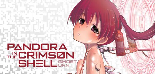 Pandora in the Crimson Shell Anime